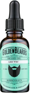 Golden Beards Arctic олио за брада