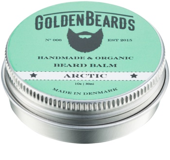 Golden Beards Arctic balzám na vousy
