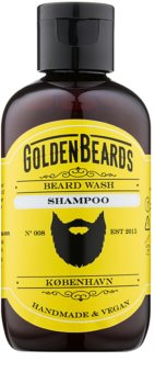 Golden Beards Beard Wash šampon na vousy
