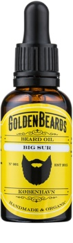 Golden Beards Big Sur aceite para barba
