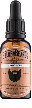 Golden Beards Toscana olej na bradu