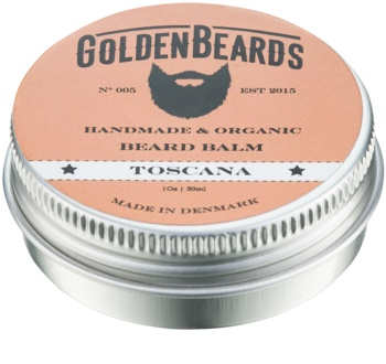 Golden Beards Toscana Bart-Balsam