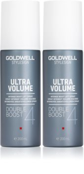 Goldwell StyleSign Ultra Volume Economy Pack (For Hair Without Volume)