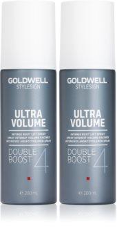 Goldwell StyleSign Ultra Volume выгодная упаковка (для волос без объема)
