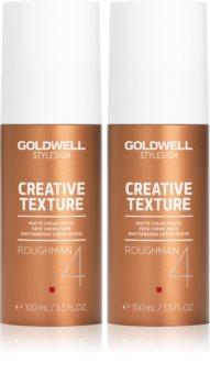 Goldwell StyleSign Creative Texture confezione conveniente (effetto opaco)
