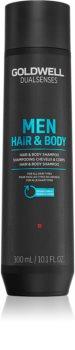 Goldwell Dualsenses For Men Shampoo og brusegel 2-i-1