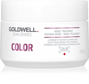 Goldwell Dualsenses Color maschera rigenerante per capelli normali, delicati e tinti