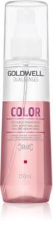 Goldwell Dualsenses Color серум в спрей за блясък и защита на боядисана коса без отмиване