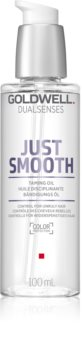Goldwell Dualsenses Just Smooth Oil For Unruly And Frizzy Hair