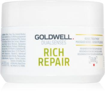 Goldwell Dualsenses Rich Repair μάσκα για ξηρά και κατεστραμμένα  μαλλιά