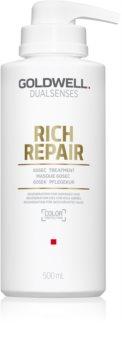 Goldwell Dualsenses Rich Repair maska pro suché a poškozené vlasy