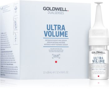Goldwell Dualsenses Ultra Volume leöblítést nem igénylő szérum a finom hajért