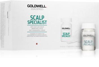 Goldwell Dualsenses Scalp Specialist ser împotriva subțierii și căderii părului