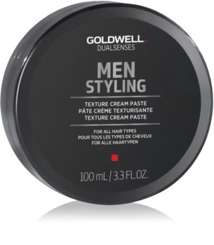 Goldwell Dualsenses For Men Texture Cream Modeling Paste For All Types Of Hair