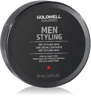 Goldwell Dualsenses For Men Hair Styling Wax Medium Control