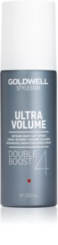 Goldwell StyleSign Ultra Volume Double Boost spray para o levantamento do cabelo desde a raiz