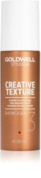 Goldwell StyleSign Creative Texture Showcaser spuma pentru depilat pentru păr