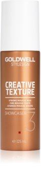 Goldwell StyleSign Creative Texture Showcaser восък -пяна За коса
