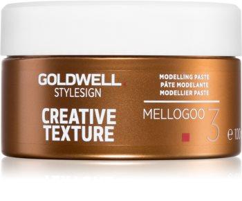 Goldwell StyleSign Creative Texture Mellogoo Modellierende Haarpaste für das Haar