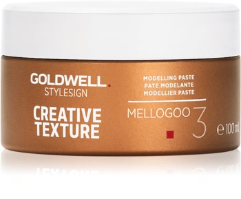 Goldwell StyleSign Creative Texture Mellogoo моделираща паста  За коса