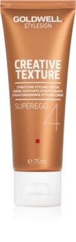 Goldwell StyleSign Creative Texture Superego 4 stylingový krém na vlasy