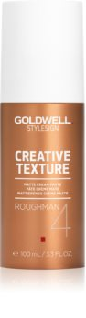 Goldwell StyleSign Creative Texture Roughman Matterende Stylingpasta voor het Haar