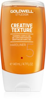 Goldwell StyleSign Creative Texture Hardliner Styling Gel With Extra Strong Fixation