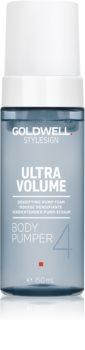 Goldwell StyleSign Ultra Volume Body Pumper pěna pro objem vlasů