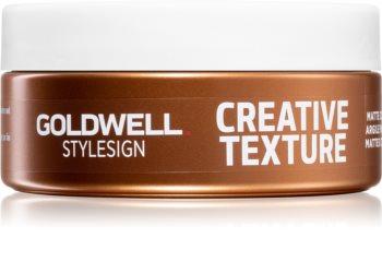 Goldwell StyleSign Creative Texture Matte Rebel Texturising Hair Matt Clay