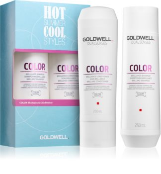 Goldwell Dualsenses Color Cosmetic Set (For Colored Hair) for Women