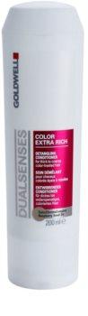 Goldwell Dualsenses Color Extra Rich acondicionador para cabello teñido