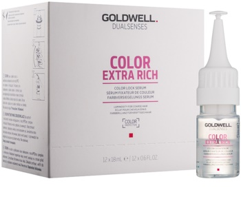 Goldwell Dualsenses Color Extra Rich sérum protector de color y brillo para el cabello