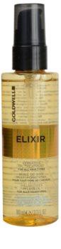 Goldwell Elixir Olie  voor Alle Haartypen