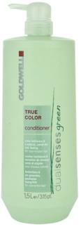 Goldwell Dualsenses Green True Color acondicionador para cabello teñido