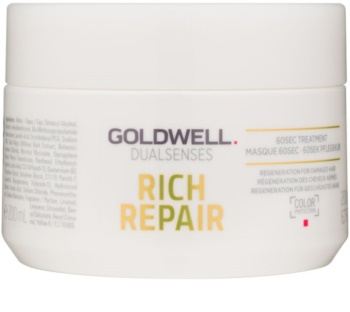 Goldwell Dualsenses Rich Repair máscara para cabelo seco a danificado