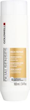 Goldwell Dualsenses Rich Repair regenerační šampon pro suché a poškozené vlasy