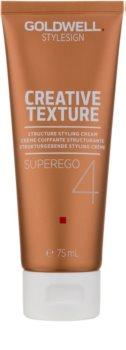 Goldwell StyleSign Creative Texture Superego 4 crema modellante per capelli