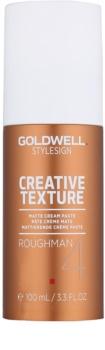 Goldwell StyleSign Creative Texture Roughman 4 Matowa pasta do stylizacji do włosów