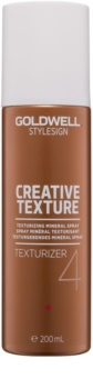 Goldwell StyleSign Creative Texture Styling Mineral Spray for Hair Texture