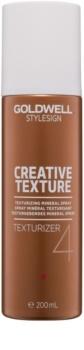 Goldwell StyleSign Creative Texture Texturizer spray mineral de coafat pentru texturarea părului