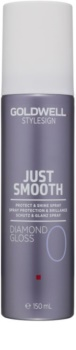 Goldwell StyleSign Just Smooth Protective Spray for Shiny and Soft Hair