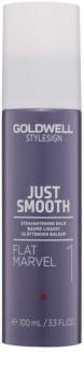 Goldwell StyleSign Just Smooth λειαντικό βάλσαμο για την αντιμετώπιση του  κρεπαρίσματος  μαλλιών