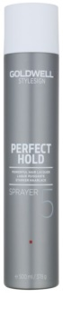 Goldwell StyleSign Perfect Hold laca extra forte para cabelo