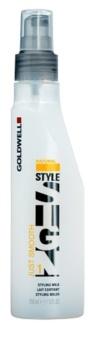 Goldwell StyleSign Natural émulsion hydratante pour tous types de cheveux