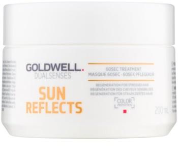 Goldwell Dualsenses Sun Reflects regenerierende Maske für die Haare