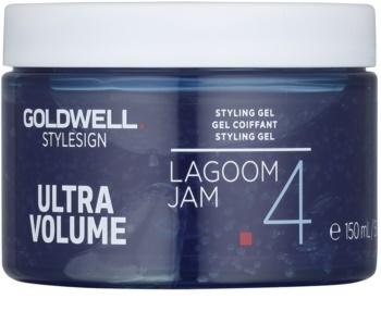 Goldwell StyleSign Ultra Volume Styling-gel För volym och form
