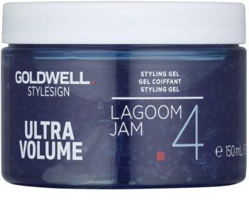 Goldwell StyleSign Ultra Volume styling gel  pentru dimensiune si forma