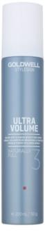 Goldwell StyleSign Ultra Volume spray volumizzante per l'asciugatura  il finishing dei capelli