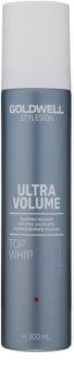 Goldwell StyleSign Ultra Volume tvarujúca pena na vlasy