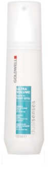 Goldwell Dualsenses Ultra Volume spray para dar volume desde a raiz